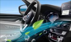 贴心的服务 BMW车内空气健康解决
