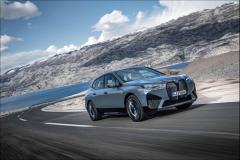 创新BMW iX 开启面向未来的豪华